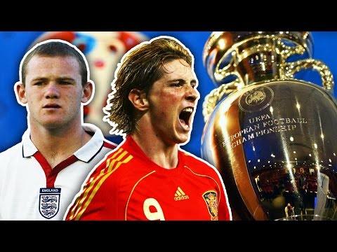 Top 10 Most Iconic EURO Moments!