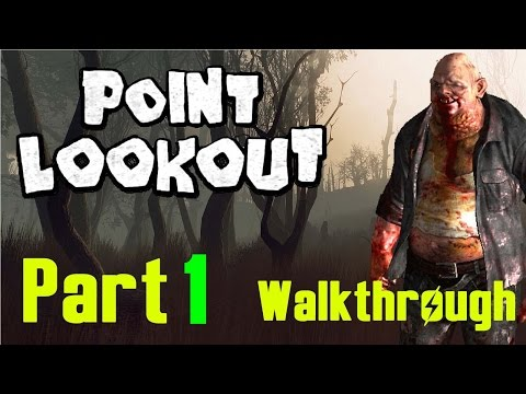 Fallout 3: Point Lookout - Part 1 Local Flavor (Walkthrough Guide Commentary)