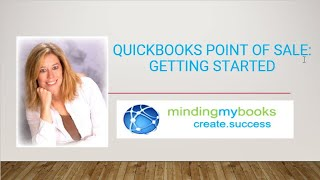 QuickBooks Point of Sale (v18): Getting Started