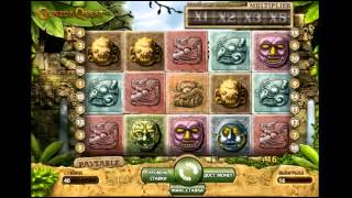 Игровой аппарат Gonzo's Quest - обзор от клуба Вулкан онлайн(Один из самых увлекательных сюжетов игровых автоматов - это Гонзо Квест от НетЕнт. Потрясающая графика..., 2014-07-07T08:51:43.000Z)