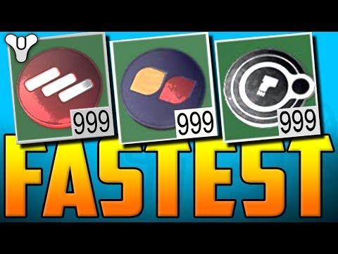 Destiny 2 - FASTEST FACTION RALLIES LOST SECTOR TOKEN FARM (Unlimited Faction Tokens)
