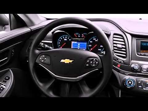 2014 Chevrolet Impala 1LS in Spartanburg, SC 29303 - YouTube