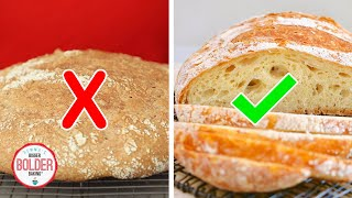The 7 Most Common Breadmaking Mistakes You're Probably Making