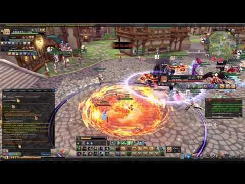 SABER VS «GM»ABENTHY | Aura Kingdom