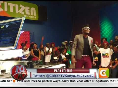 Daddy Owen hits the ten #10Over10