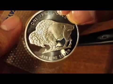 silver indian bullion