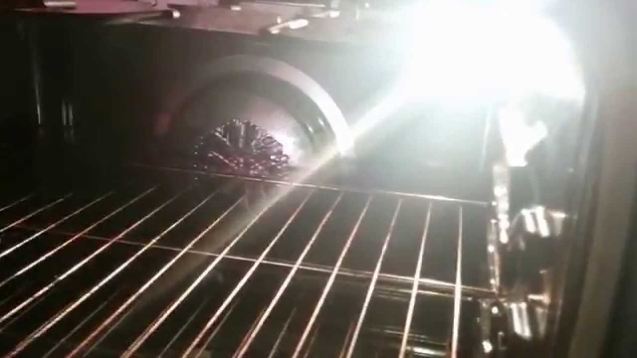 Light Bulb Whirlpool How Oven Change