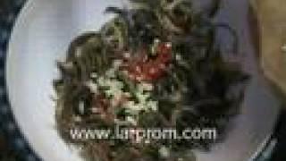 Thai & Lao Banana Blossom Salad