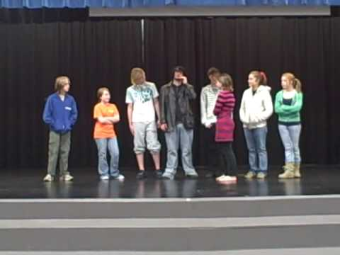 nwhs drama west side story part 1