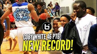 Coby White Drops 46! Sets NEW RECORD vs Local Powerhouse! Was It Enough?!