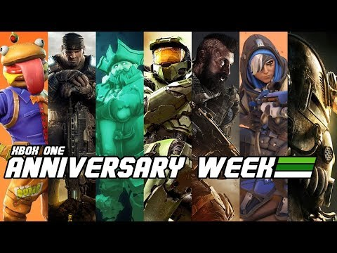Xbox One Events (XB1): Anniversary Week | November 12 - 18, 2018 Mp3