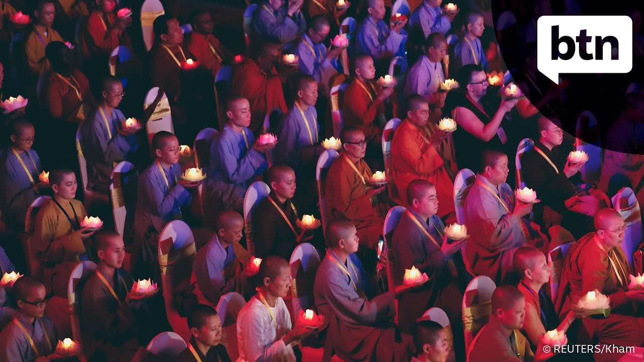 What is the Vesak Festival & What Does it Mean to Buddhists? - Behind the News