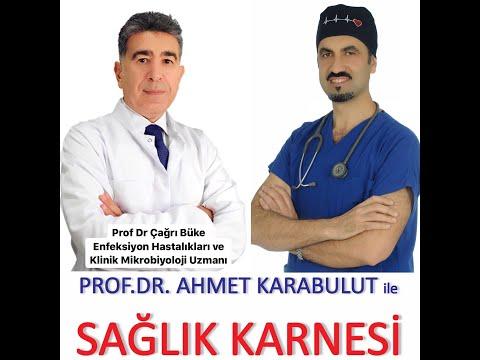 GRİP İLE KORONAVİRÜS AYRIMI NASIL YAPILACAK?  - PROF DR ÇAĞRI BÜKE - PROF DR  AHMET KARABULUT