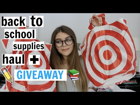 Back to School Supplies Giveaway (CLOSED) thumbnail
