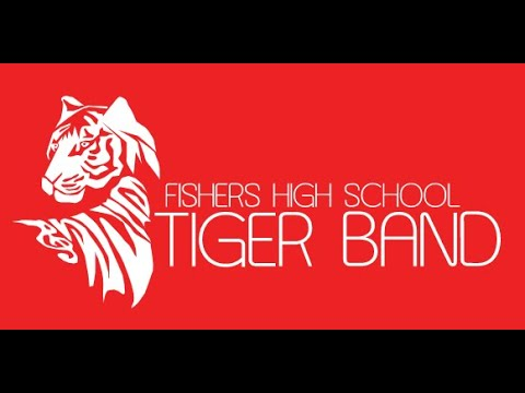 2017-09-23 Fishers HS Marching Tiger Band - Avon Invitational