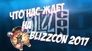 Чего ждать на BlizzCon 2017 ?