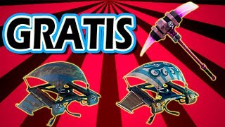 FORTNITE FREE GIFTS - NEW Peak and Delta Wing FREE