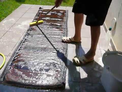 Lavare tappeto a casa no no nooooo youtube - Lavare tappeti in casa ...
