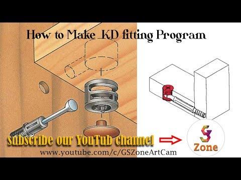 KD Fitting Programming in Xilog Maestro   Scm Tech z5   5 Axis cnc
