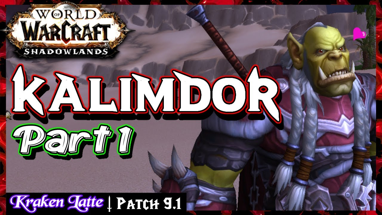 Leveling Study: Results of Kalimdor Zones - Part 1 | World of Warcraft