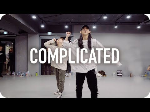 Complicated - Mura Masa, NAO / Mina Myoung Choreography