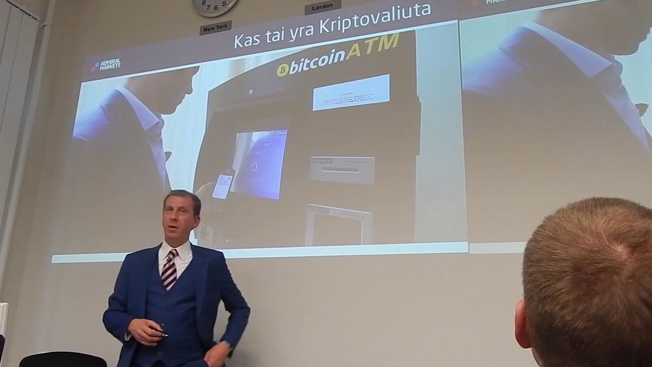 Kaip veikia Blockchain Vilniuje, Bitcoin pokalbiai
