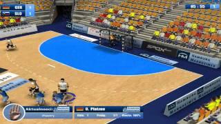 Recenzje gier: Zagrajmy w : Handball Simulator 2010 Europan Tournament