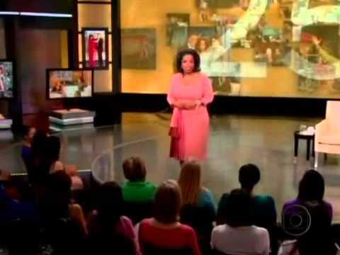 Oprah Winfrey faz último programa após 25 anos na televisão americana (2011)