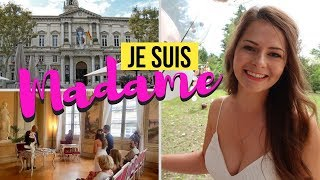 BECOMING MADAME   Getting Married in France   My French Civil ceremony