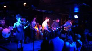 Great Lake Swimmers - Think That You Might Be Wrong [live at Middle East Club, Cambridge, MA]