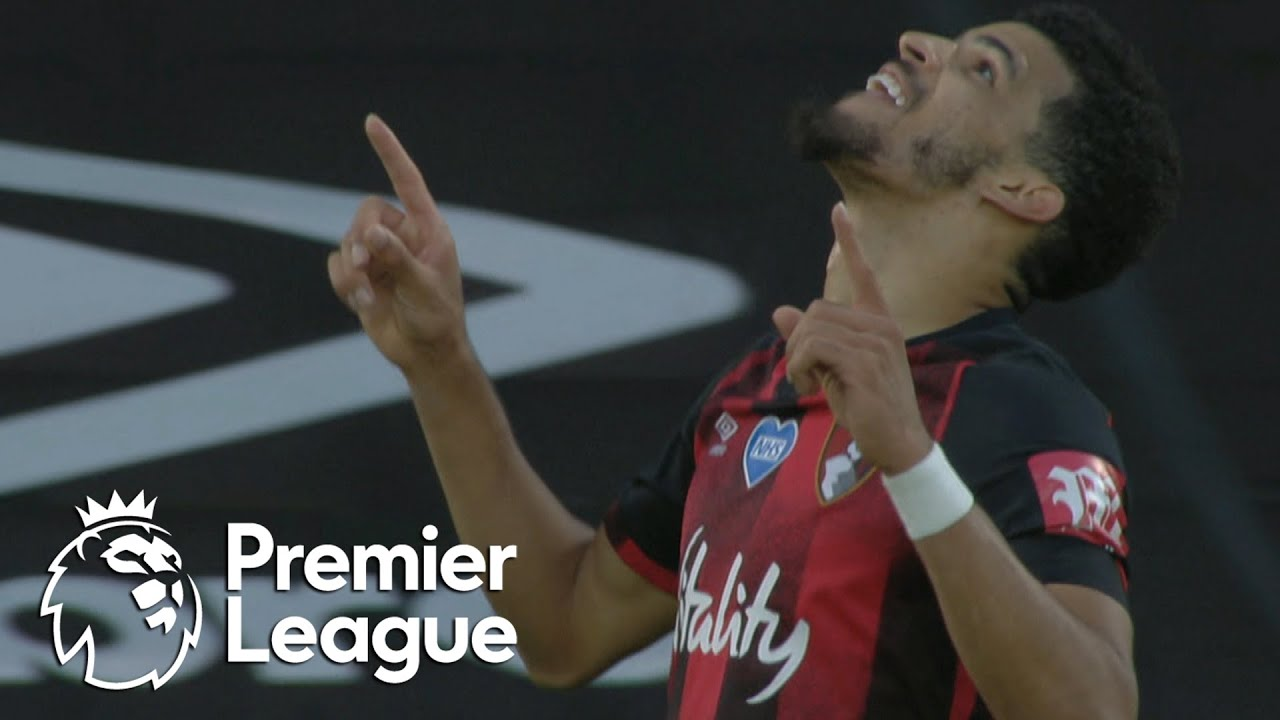 Dominic Solanke's second goal makes it 4-1 to Bournemouth v. Leicester | Premier League | NBC Sports