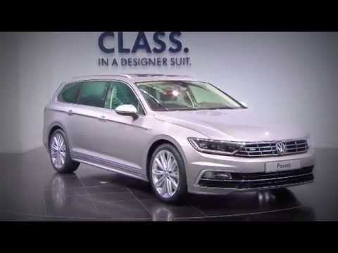 new 2015 volkswagen passat passat variant r line static. Black Bedroom Furniture Sets. Home Design Ideas