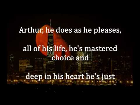 Arthurs Theme  (Best That You Can Do)   CHRISTOPHER CROSS (with lyrics)