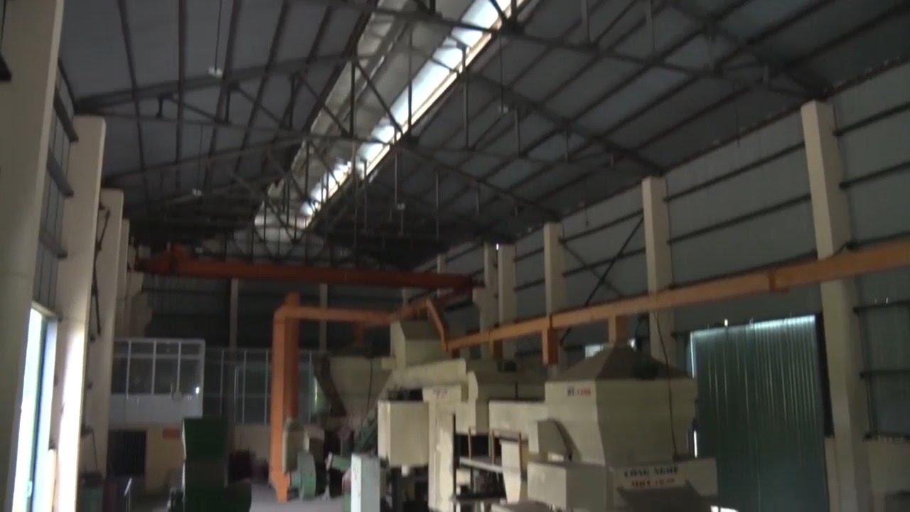 Nhà máy xử lý và tái chế rác thải tiền tỷ bỏ không gây lãng phí ở Thái Nguyên