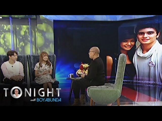 "TWBA: Devon reveals that she and James Reid were ""MU"" before"