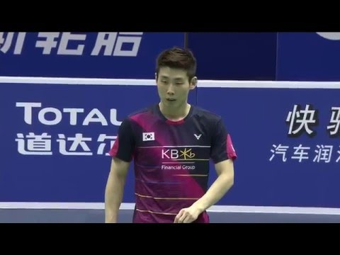 TOTAL BWF Thomas & Uber Cup Finals 2016 | Badminton Day 3/S2