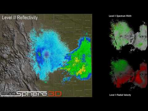 NEXRAD Weather Visualization in Aviation Accident Reconstruction
