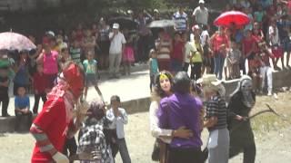 Feria Patronal San Juan Magdalena con Banda Colomoncagua 2015.