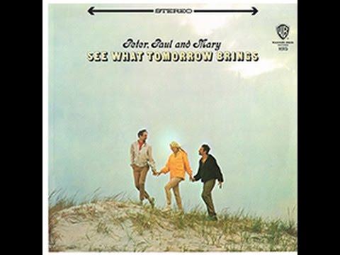Early Mornin' Rain PETER PAUL & MARY 1965 HD LP