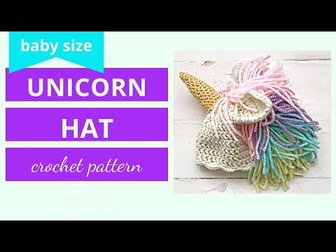 unicorn-hat-crochet-tutorial-video-|-pastel-rainbow-unicorn-hat-|-how-to-crochet-a-unicorn-hat