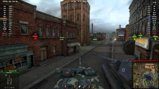 World of Tanks - AMX AC Mle.1948 - Steamroller