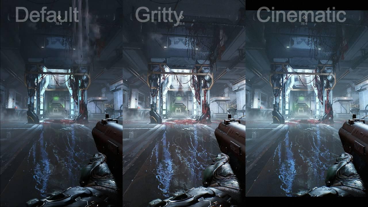 More 'Doom' 2016 Render Modes Coming