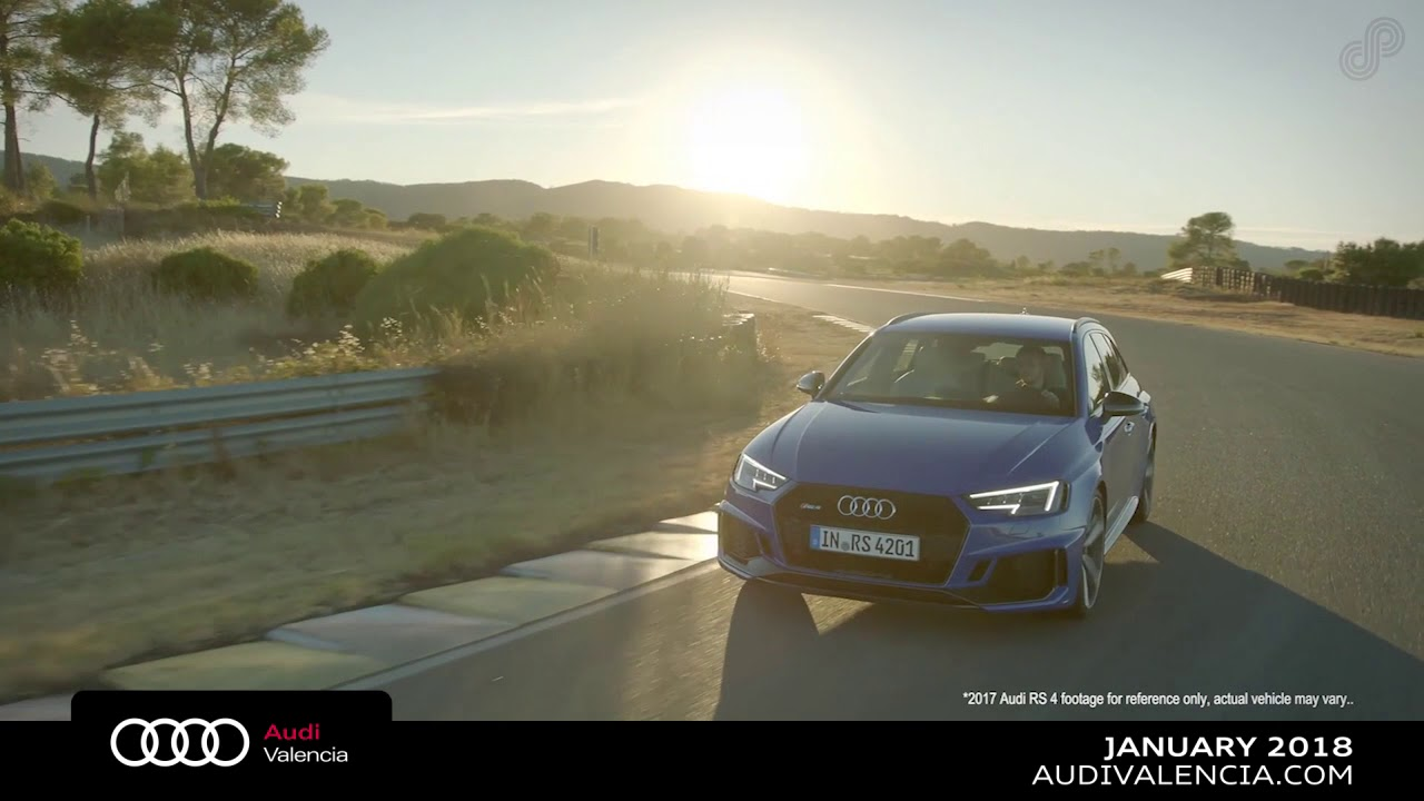 Keyes Audi Valencia January Offers SPS V YouTube - Keyes audi