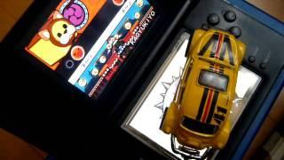 DSの下画面にミニカーを置いたらロールが凄いことに thumbnail