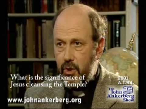 What is the significance of Jesus cleansing the Temple?