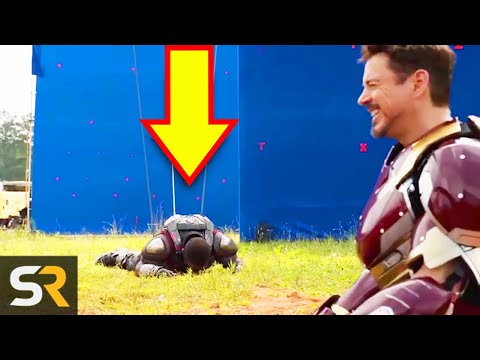 25 Marvel Movie Bloopers That Make The Movies Even Better