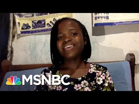 Joyce Chisale: 'I Can Have Something To Share With The World' | The Last Word | MSNBC