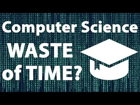 Is a Computer Science Degree Worth it in 2018?