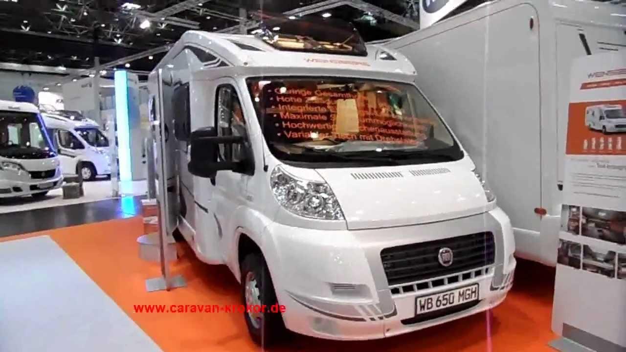 weinsberg ti 650 mgh 2013 wohnmobil reisemobil hubbett. Black Bedroom Furniture Sets. Home Design Ideas