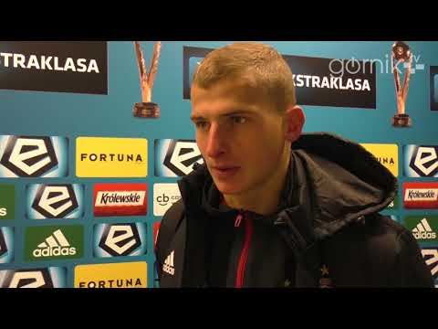 Legia Warszawa 1-0 Górnik Zabrze. Pomeczowa opinia Tomasza Loski (19.11.2017)
